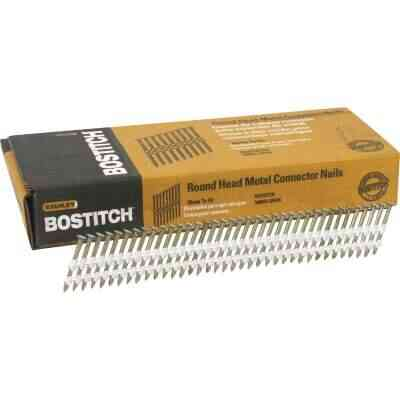 Bostitch 21 Degree Plastic Strip Galvanized Metal Connector Nail, 1-1/2 In. x .148 In. (1000 Ct.)