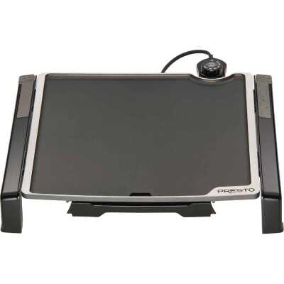 Presto Cool Touch Tilt'nDrain Electric Griddle