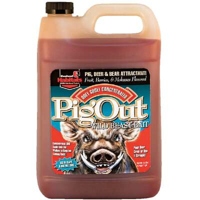 Evolved Habitats Pig Out 1 Gal. Concentrated Liquid Hog Attractant