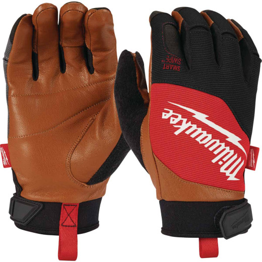 Milwaukee Large Leather Work Glove